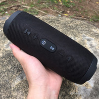 Wholesale New Wrdlosy Portable Bluetooth Speaker With W Outpower HIFI Bass Sound Column Speaker Outdoor TWS TF USB Charging For Smart Phone Box