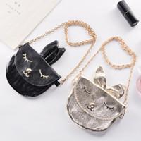d148e222cc75 Baby Girls Rabbit ears Messenger Bag Cartoon Cute Kids Mini PU bunny Shoulder  bag Boutique Coin Purse Handbag C5992