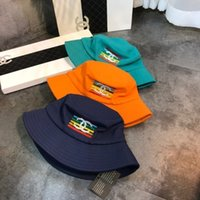 Wholesale organza hats for women resale online - New trend men and women fashion breathable beach organza ladies cowboy wide brim floppy sinamay hats for