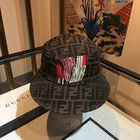 Wholesale kite ship resale online - 2019 Designer New Luxury Bucket Cap Cap Embroidered Bone Men s Kite Sun Hat Sports Cap