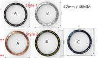 Wholesale galaxy s3 covers for sale – best Smart Accessories Bezel Ring Styling Case Adhesive Cover Anti Scratch Protection For Samsung Galaxy Watch mm Samsung S3 Frontier mm