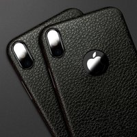 Wholesale iphone apple soft leather cases for sale – best Classic Leather Texture Phone Case For iPhone Pro Max Luxury Ultra thin Anti fall Soft Cover For iphone XS Max XR Plus
