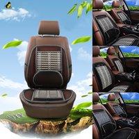 araba koltuğu bel yastığı toptan satış-Moda Genel Araba Oto Koltuk Kılıfı Pad Nefes Geri Masaj Desteği Bel Yastık Moda İç
