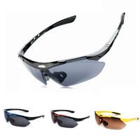 Wholesale bike glasses brands resale online - Brand Designer Outdoors Sports Cycling Bicycle Bike Riding Mens SunGlasses Eyewear Women Goggles Glasses UV400 Lens OD0011