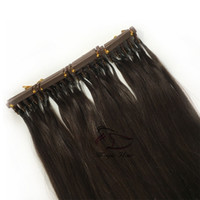 Wholesale hair dyed product resale online - 2019 New Products Hair Second Customized Color Available D Human Hair Extensions T1B Highlight grams bag Can Be Styled With Iron