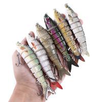 Wholesale fishing lures plastic bass resale online - 1PC Fishing Lures CM Plastic Hard Bass Artificial Baits Fake Bait Colors Lures