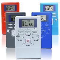 tarifas de radio al por mayor-Radio de conferencia Mini canal de una sola banda de pantalla digital Función Pantalla digital Número de estaciones almacenadas 5