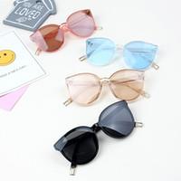 88ca1ce3f Moda Infantil Oversize Óculos De Sol Meninos Ao Ar Livre Esporte Big Quadro  Óculos de Viagem Meninas Óculos de Praia Crianças Óculos TTA1027