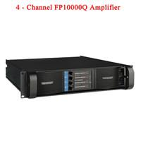 ingrosso amplificatore di alta classe-Alta qualità 4 canali 4x1350 Watt Classe FP 10000q Line Array Sound System Audio professionale Disco Dj Amplificatore di potenza FP10000Q