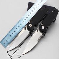 tipos de porcelana venda por atacado-Tabela 485 lâmina de faca dobrável VG10 tem dois tipos: meio dentes, full-afiados feitos na China.