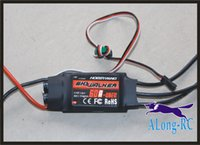 Wholesale hobbywing speed controller for sale - Group buy high quality Hobbywing skywalker A s brushless ESC for RC airplane model hobby plane spare part