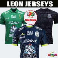 f6e4816f6 2018 19 Mexico Club LEON FC Soccer Jersey 2019 Home Third 18 19 LEON  Pachuca UNAM Football Shirts Mexico National Team Free Patchs