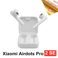 bluetooth-kopfhörer xiaomi  groihandel-NEW Xiaomi Air2 SE drahtloser Bluetooth Kopfhörer TWS Mi Wahre Earbuds AirDots pro 2SE 2 SE SBC / AAC synchrone Verbindung Touch Control