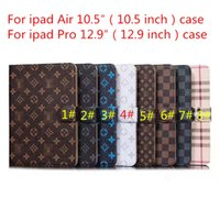 Wholesale tablets for business resale online - Newest Luxury business Tablet Case For ipad pro case inch For ipad air case inch Tablet PC Cases
