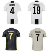 kids soccer jerseys 18 19 baby designer clothes RONALDO DYBALA toddler boys  girls adult Maillot De Foot hoem away third football jersey f4258f805