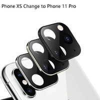 sony xperia z3 компактное закаленное стекло оптовых-Объектив камеры протектор для iPhone XS Max X Переключаю iPhone 11 Pro Max Glass Cover