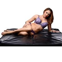 3-bett-bettwäsche großhandel-Sexy Designer Bettwäsche wasserdicht für Liebhaber Paar Betten Spiel Voll Queen-Bett-Abdeckung