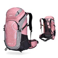 Wholesale bicycle bags for sale - Group buy ANMEILU L Waterproof Bicycle Backpack Outdoor Camping Hiking Climbing Bags With Rain Cover