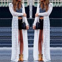 c4d15020b25 Wholesale Long Sheer Lace Cardigans - Buy Cheap Long Sheer Lace ...