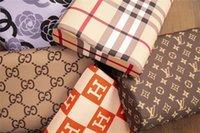 ingrosso cuscini di schiuma di memoria in lattice-Popolare logo lettera marca schiuma-lattice cuscino con federa 30 * 50 cm adulto cuscino in lattice standard cuscino 5 stile memory foam