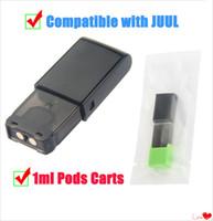 2020 Disposable Vape Pen Pods Cartridges Device 1ml Cotton Coil Thick Coil Dis-assembled Empty Carts for coco starter kit
