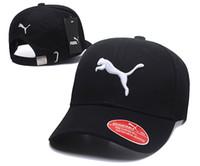 Wholesale mens hats caps styles resale online - 2019 Designer Mens Baseball Caps New Brand new style Hats Gold Embroidered bone Men Women casquette Sun Hat gorras Sports Cap Drop Shipping