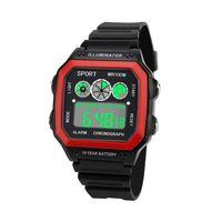 ingrosso orologi digitali analogici per le donne-Gli uomini di lusso analogico digitale militare Sport LED impermeabile donne orologio elettronico da polso Orologi Relogio Masculino Mens Orologi