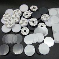 support en aluminium portable achat en gros de-Support de doigt de téléphone portable universel avec insertion de sublimation en aluminium et acrylique pour support de montage de support de téléphone personnalisé