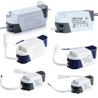 ce yapı toptan satış-1-3W, 4-7W, 8-12W, 15-18W, 18-24W LED sürücü güç kaynağı dahili sabit akım Aydınlatma 110-265V Çıkış 300mA Trafo