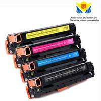 принтеры тонер оптовых-JIANGYINCHEN color Compatible Toner Cartridge CRG131 CRG331 CRG731 replacement for Canon LBP7100CN MF8230CN laser printer