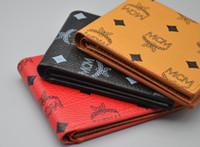 Wholesale man purse wallet for sale for sale - Group buy Brand Vintage Mens Wallet Fine Brown PU Leather Money Clutches Purse Famous Quality Black Designer Wallet For Men Hot Sale