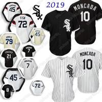 baseball jerseys chicago groihandel-Chicago White Sox Baseball 8 Bo Jackson 45 Michael 35 Frank Thomas 79 Jose Abreu 10 Yoan Moncada Jersey 2019 neue