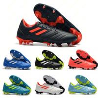 6aa975598d4 Wholesale copa mundial online - Mens Copa Mundial Leather FG Men Predatorse  Mania Soccer Shoes High