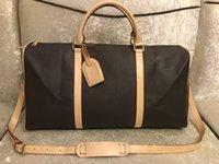 marka çanta kadın büyük toptan satış-2018 yeni moda erkek bayan çantası spor çantayı seyahat, marka tasarımcı bagaj büyük kapasiteli spor çanta 88658 handbags