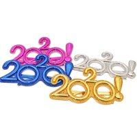 ingrosso ragazze ragazze bicchieri-Masquerade Birthday Kids Montature per occhiali Moda 2020 Accessori per costumi Articoli per feste per Cosplay Boys Girls ZC1110