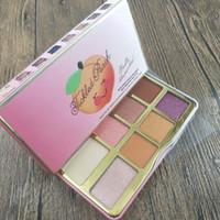 Wholesale sugar cookies resale online - 2018 New Eye makeup Faced Sugar Cookie or Tickled Peach Mini Eyeshadow Make Up Holiday Chirstmas color eyeshadow palette