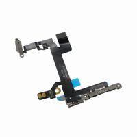 iphone 5g arka kamera toptan satış-Anahtarı On / Off Güç Düğmesi + Ses Kontrolü + Flaş Işığı Flex Kablo Braketi Yedek parça iphone 5 s 6 6 p 6 s 6 sp 7 7 p