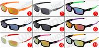 fall für fahrrad großhandel-2017 brand new fashion herrenfahrrad sonnenbrille sportbrille fahren sonnenbrille radfahren 9 farben gute qualität mit fall