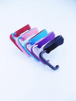 ingrosso bussola può-Il supporto portatile della mano delle tazze del supporto della maniglia di mano di plastica portatile di 5 colori per la chiavetta le tazze di 20 once trattano lo SME libero