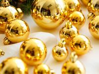 luzes pingente rosa venda por atacado-3-28 cm de Ouro Luz Fosco Festa de Casamento Bola de Natal de Alta Qualidade Decoração de Natal Bola Pingente de Bolha