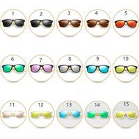 Wholesale wood legs sunglasses resale online - Summer Bamboo Designer Sunglasses Retro Vintage Wood Legs Sun Glasses Teenager Casual Colored Polarized Glasses For Beach Outdoor Hot A41906