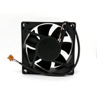 cojinete del ventilador 12v al por mayor-Nuevo original para ADDA AD07012DB257300 12V 0.30A 7025 7CM doble cojinete de bolas vientos de ventilador de refrigeración