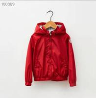 vendas no exterior venda por atacado-Venda quente de comércio exterior marca M meninos e meninas Hoodies casaco de algodão puro casaco 100% qualidade