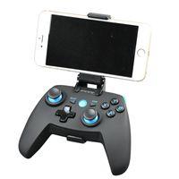 caja de tv android vr al por mayor-X10 Bluetooth Wireless Gamepad Android / IOS Phone Consola de juegos PC TV Box Joystick VR Controlador Joypad móvil para GB / CF / Pubg Games
