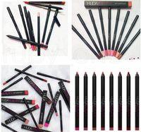 Wholesale professional lipsticks for sale - Group buy Matte Long Lasting Lipstick Pencil Professional Makeup Waterproof Matte Lipstick Lip Liner Pencil Beautuy Makeup Tools Colors