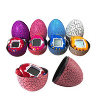 Wholesale electronic bird for sale - Group buy Tamagotchi Electronic Pets Dinosaur egg High Quality S Nostalgic Pets in One Virtual Cyber Funny Pet Toy Christmas Gift