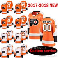 Wholesale cheap flyers jerseys for sale - CHEAP Custom New Philadelphia Flyers Brandon Manning Radko Gudas Jersey Ivan Provorov Brian Elliott Hockey Jerseys