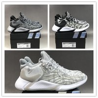 Wholesale shark gills resale online - 2019 New Arrival Mens Light Weight Sport Running Shoes High Quality Night Light High Horse Shark Gill Big Sole Leisure Sports Jogging Shoes