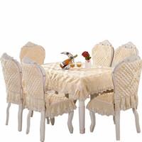 ingrosso sedie di banchetto giallo-Europa tovaglia dimensioni 130x180 cm copertura della sedia cuscino del sedile home hotel partito banchetto tovaglia decorazione di cerimonia nuziale toalha de t8190620