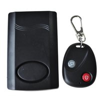 ingrosso allarme del rivelatore di vibrazioni-Allarme antifurto rilevatore di sicurezza antifurto per porte e finestre con telecomando